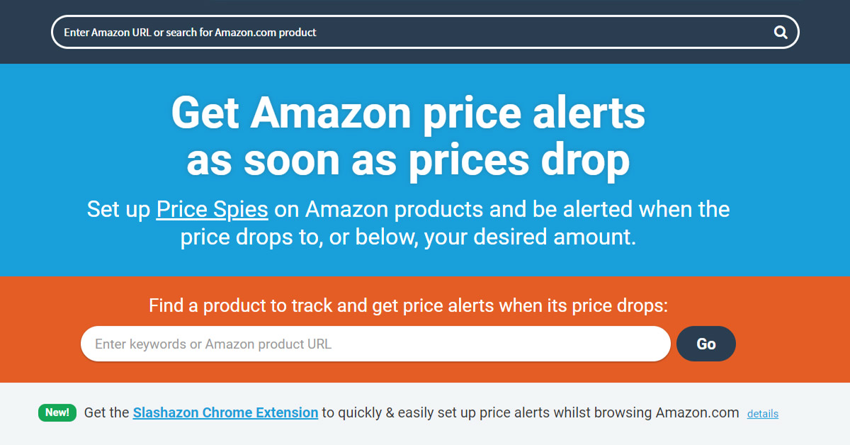 Price tracking and alert system with Amazon Product Data API integration.